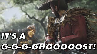 Ghost of Tsushima's State Of Play - Press X To Pay Respects (OMGH)