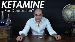 """Ketamine Cures Depression"" | Study Review"