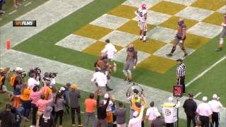Tennessee vs. Georgia Highlights (10.10.15)
