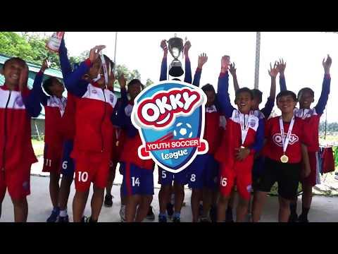 Tim OKKY Indonesia JUARA 1 di liga soccer Internasional SINGA CUP 2018 Mp3