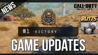 Black Ops 4 Updates & Xbox Issues