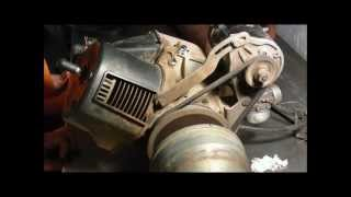 2 Stroke golf cart engine tear down and inspection