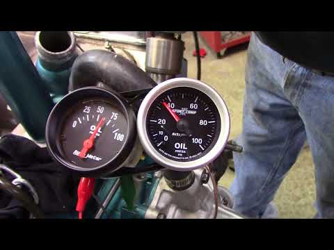 Autometer Electrical vs Autometer Mechanical Gauges - YouTube