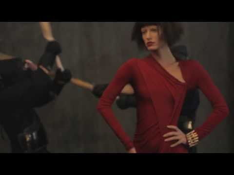 Backstage with Ronald James - Kendo for Harper
