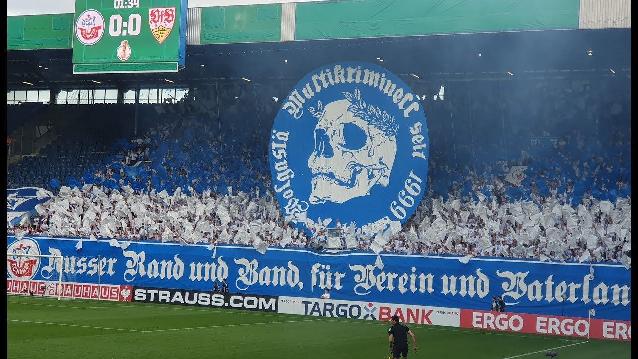 Hansa Stuttgart Dfb Pokal 2020