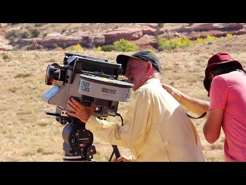 Behind the Scenes of National Parks Adventure - Filming with Greg MacGillivray