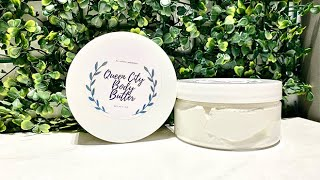Queen City Body Butter Welcome Video