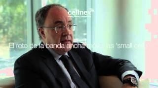 Entrevista al Presidente y al CEO de Cellnex Telecom: Análisis de los Resultados 2015 Video