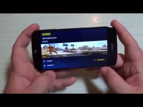 Video recensione Acer Liquid Jade S da Pianetacellulare.it