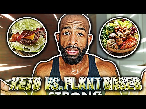 Ketogenic  Vs  Plant based - My Surprising results - Which diet is better? thumbnail