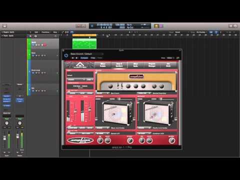 Project Preset: Audiffex - AmpLion Pro