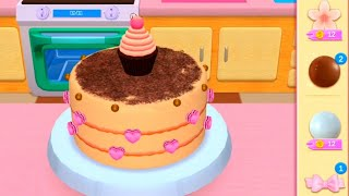 My Bakery Empire Bake Decorate & Serve Cakes 1 Games For Kids