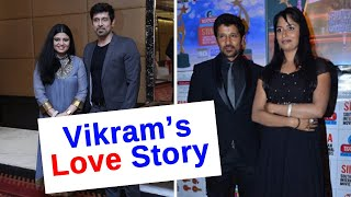 Hero Vikram Love Story   Unknown Facts About His Wife And Son   Biography Family Personal Life Story