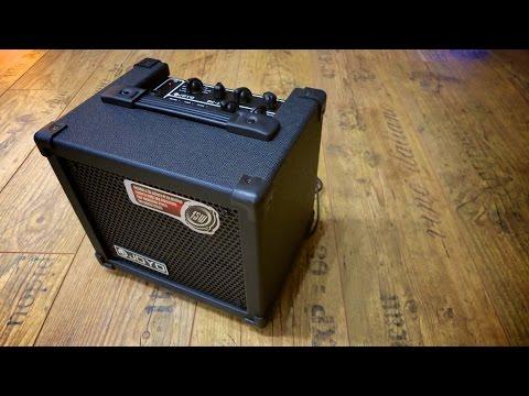 Joyo / Fame DC-15 Modelling Practice Amplifier
