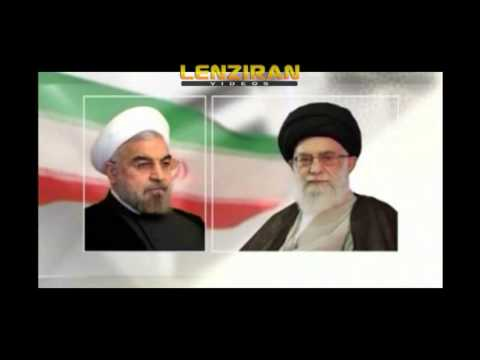 Reaction of Hassan Rouhani and Ali Larijani to Khamenei orders about nuclear accord ( Barjam )