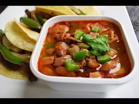 Mexican Ranch Style Beans, Easy And Delicious Recipe!