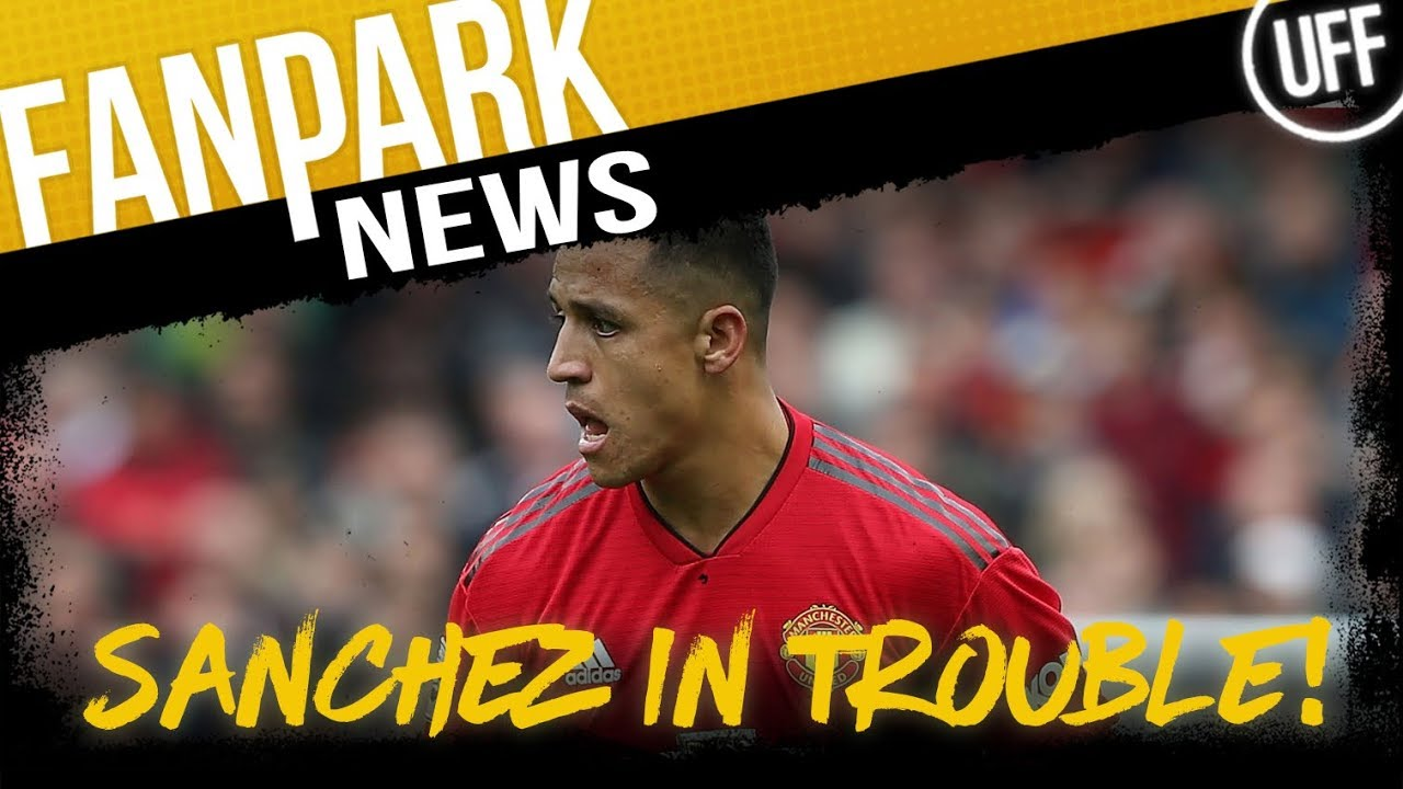 SANCHEZ NOT TRUSTED BY MOURINHO ANYMORE? | FanPark News
