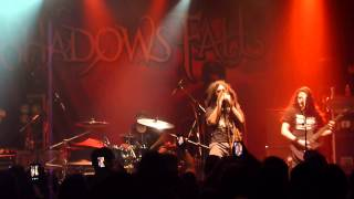 Shadows Fall - The Light That Blinds (live)