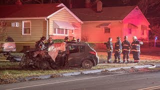 Nichols Ave. MVA (Stratford, CT) 12/15/18