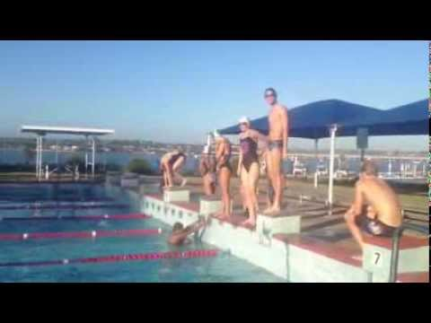 Sans Souci Sea Devils prepairing for NSW State Age Championships 2014
