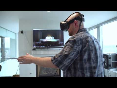ARC: Augmented Reality Chamber
