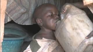 아프리카의 눈물, 눈물대신 물을 선물해주세요