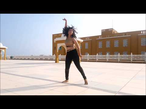 DEEWANI MASTANI Dj Shadow Dubai Remix|Sakshi Vyas Choreography|basics of Waacking