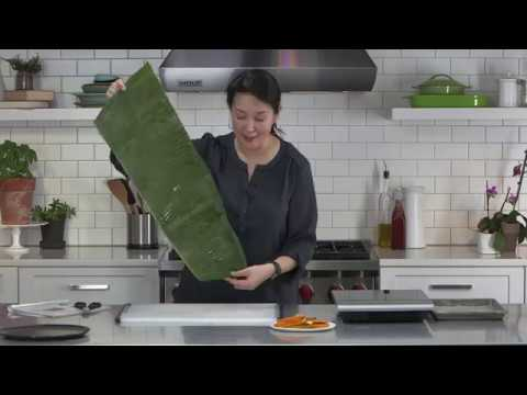 How To Make Caribbean Spiced Fish Wrapped In Banana Leaves | Cooking Light