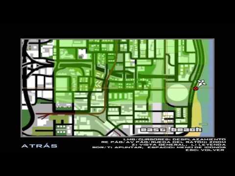 GTA San Andreas Como Llegar Al Garage De Modificaciones - Inframundo