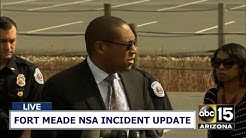 NOW: Fort Meade NSA Incident Update