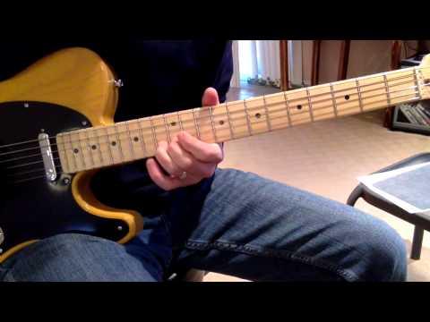 Your Great Name - Guitar Tutorial (Natalie Grant)