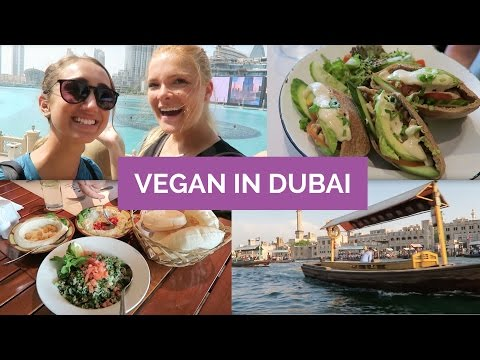 Vegan In Dubai