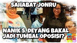 Download Video Nanik S. Deyang Makin P3y4n6, Sahabat Jonru Ini Bakal Jadi Tumb4l Oposisi? MP3 3GP MP4