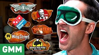 Download Blind Chicken Wing Taste Test Mp3 and Videos