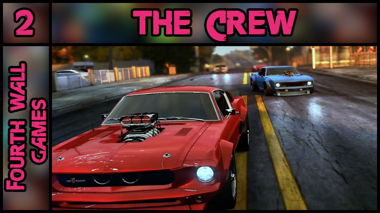 the crew pc gameplay part 2 1080p 60fps max ultra. Black Bedroom Furniture Sets. Home Design Ideas