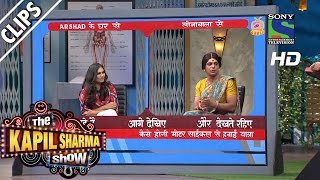 Arshad Warsi and Maria Goretti on a Live TV debate-The Kapil Sharma Show- Episode 29- 30th July 2016