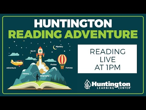 Huntington Reading Adventure Live