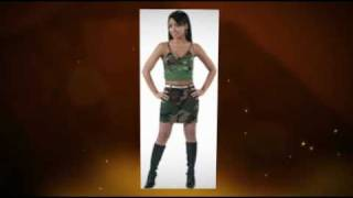 Women's Military Fashionby Vermont's Barre Army Navy