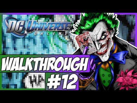 DC Universe Online Walkthrough - Episode 12 - Hall Of Doom!