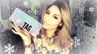 I love Winter Tag ❄︎