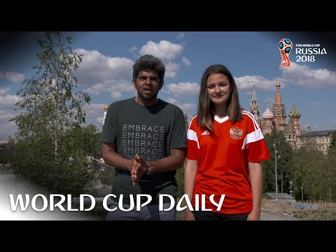 World Cup Daily - Matchday 15!