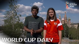 world cup daily - matchday 15