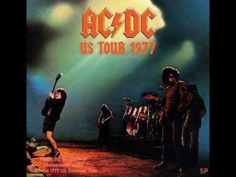 AC/DC - US Tour 1977 (Full Album)