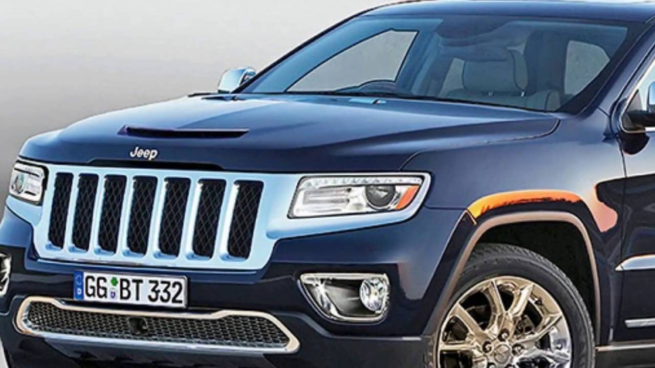 2018 jeep grand wagoneer new concept - youtube