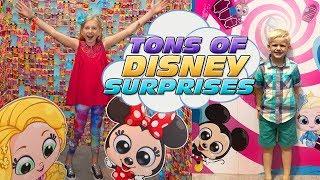 Disney Doorables Surprise!!