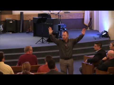 Sharing Christ Through Your Story - Pastor Josh Bush 8-20-17
