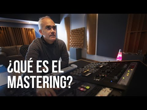 Descubre qué es el Mastering de audio para música y películas
