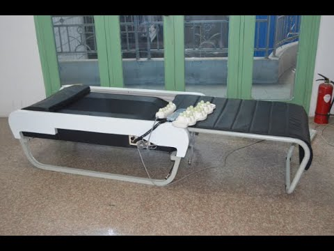 HEALTHFOREVER HFR-168 Master V3 Happy Dream Heated therapeutic massage bed