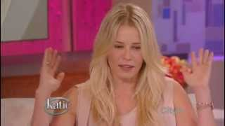 Chelsea Handler on Katie Couric. September 28, 2012.