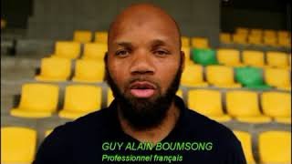 Interview JEAN-ALAIN BOUMSONG